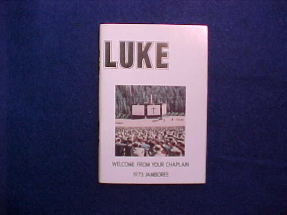 1973 NJ BOOKLET, LUKE