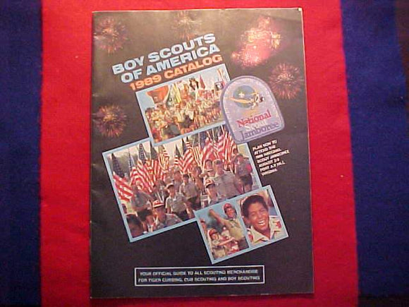 1989 NJ JAMBOREE CATALOG