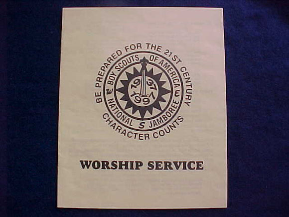 1997 NJ BULLETIN, CHRISTIAN WORSHIP SERVICE