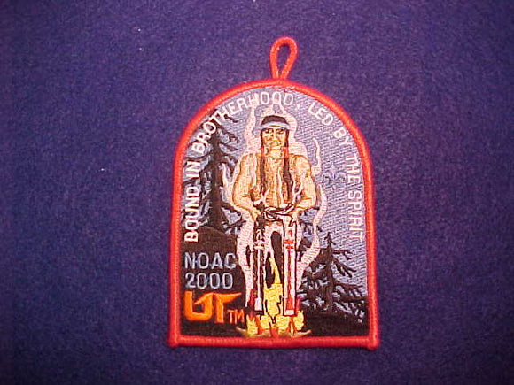 2000 NOAC PATCH WITH BUTTON LOOP