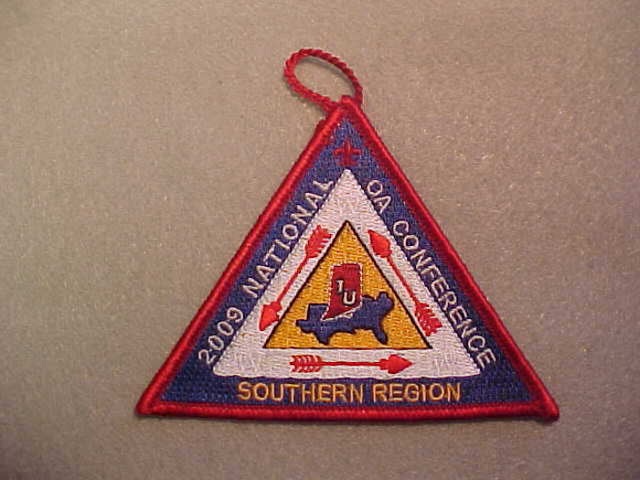2009 NOAC PATCH, SOUTHERN REGION