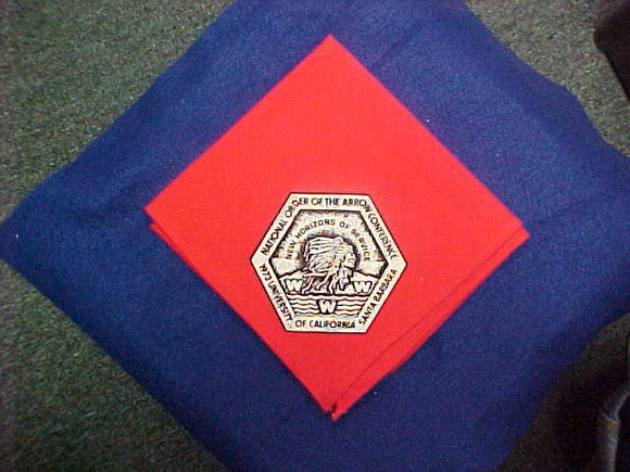 1973 NOAC NECKERCHIEF