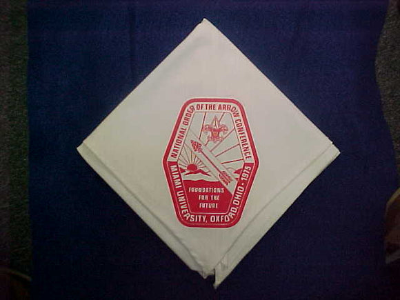 1975 NOAC NECKERCHIEF