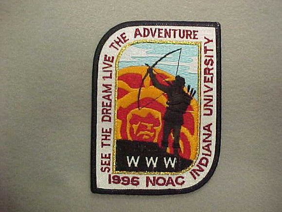 1996 NOAC JACKET PATCH