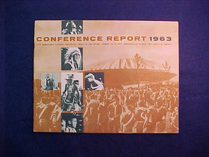 1963 NOAC CONFERENCE REPORT