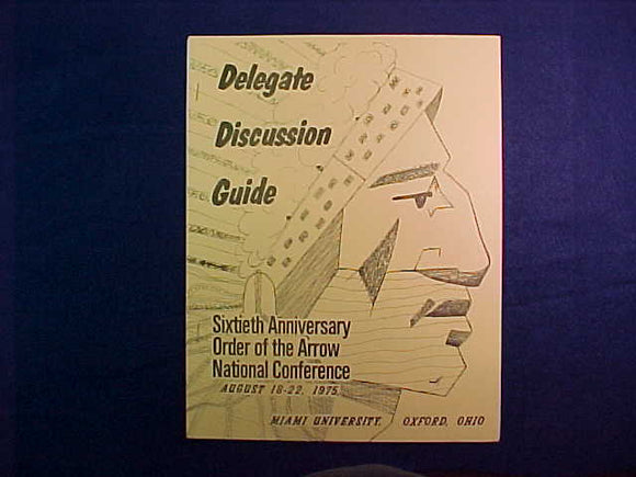 1975 NOAC DELEGATE DISCUSSION GUIDE