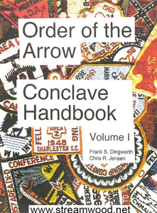 Order of the Arrow Conclave Handbook Vol. 1 - FREE DOWNLOAD!