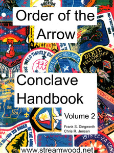Order of the Arrow Conclave Handbook Vol. 2 - FREE DOWNLOAD!