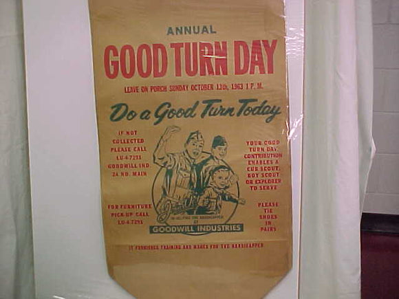 GOODWILL DONATION BAG,