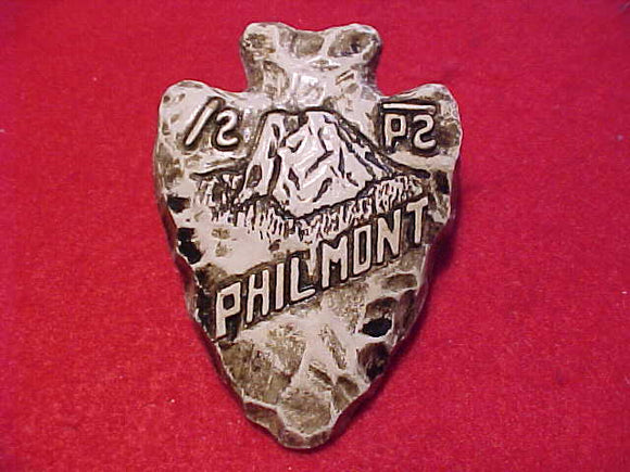 PHILMONT N/C SLIDE, MT. BALDY AND BRANDS, PLASTER