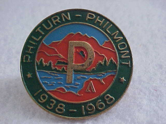 PHILMONT N/C SLIDE, PHILTURN, 1938-1968, METAL