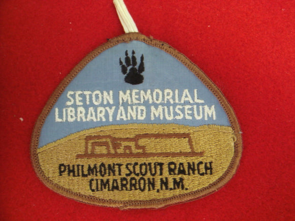 Seton Memorial Library and Museum Philmont Scout Ranch