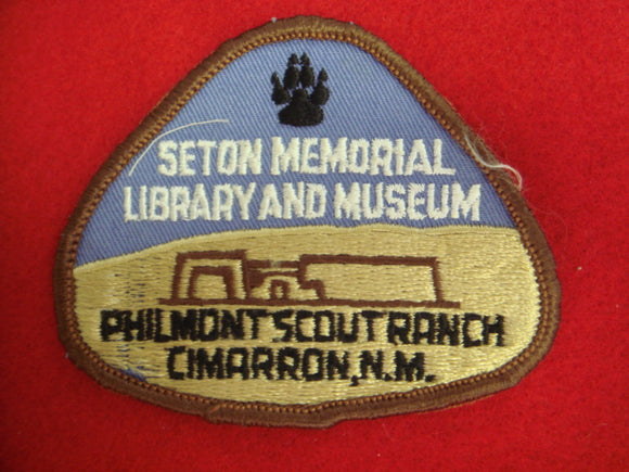 Seton Memorial Liberty and Museum Course Twill