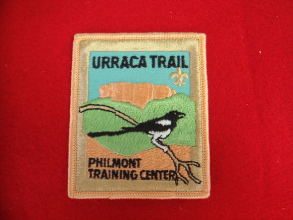 Urraca Trail, Philmont Training Center