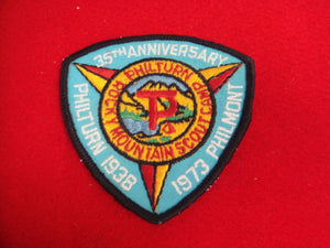 Philmont 1938-1973 Patch