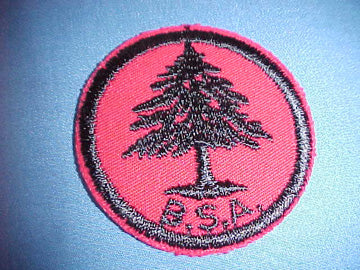 PINE TREE, TWILL,WHITE GLUE BACK