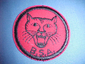 BOBCAT, TWILL, RUBBER BACK