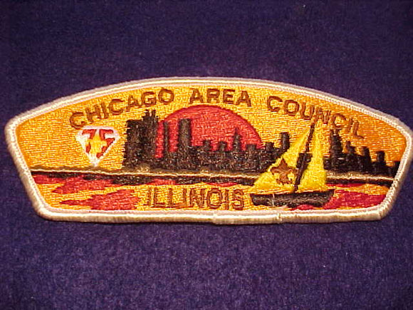 CHICAGO AREA C. SA-9, ILLINOIS, DIAMOND JUBILEE