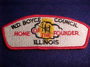 W. D. Boyce s2, Home of the Founder, Illinois