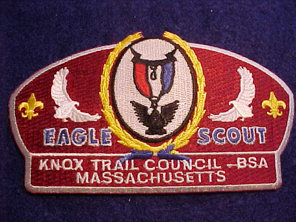 KNOX TRAIL C. SA-6, EAGLE SCOUT