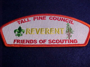 "Tall Pine, ""Reverent"", FOS"