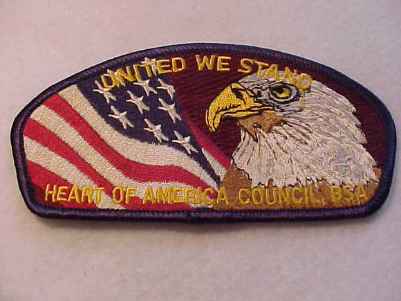 HEART OF AMERICA C. SA-9, UNITED WE STAND