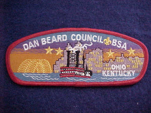 Dan Beard s17, Ohio/Kentucky