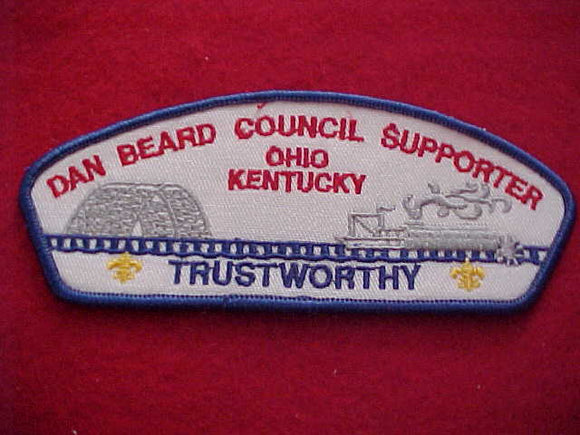 Dan Beard ta14, Council supporter, Ohio/Kentucky,