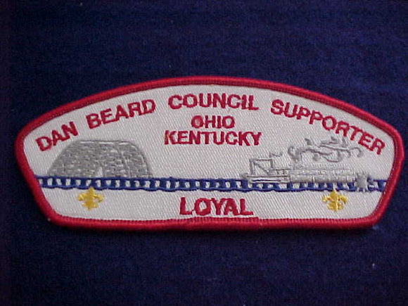 Dan Beard ta16, Council supporter, Ohio/Kentucky,