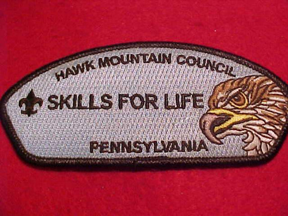 HAWK MOUNTAIN SA-100, PENNSYLVANIA, SKILLS FOR LIFE