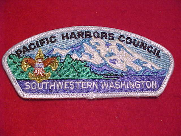 PACIFIC HARBORS C. S-33, SOUTHWESTERN WASHINGTON