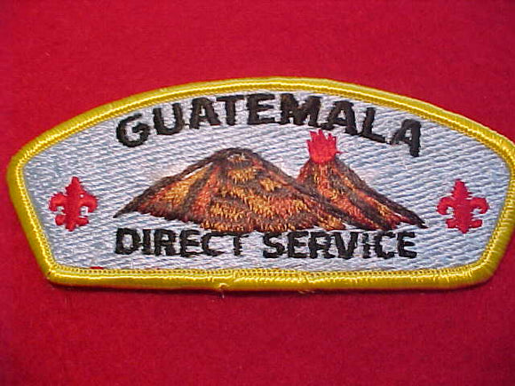 Direct Service, Guatemala s2