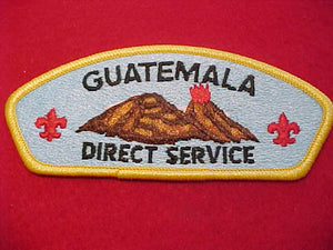 Direct Service, Guatemala s3