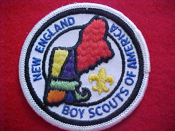 REGION 1 PATCH, NEW ENGLAND