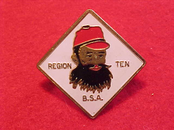 REGION 10 NECKERCHIEF SLIDE