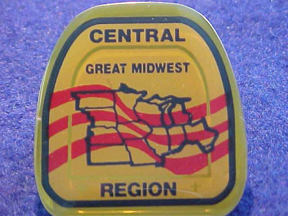 CENTRAL REGION N/C SLIDE, GREAT MIDWEST