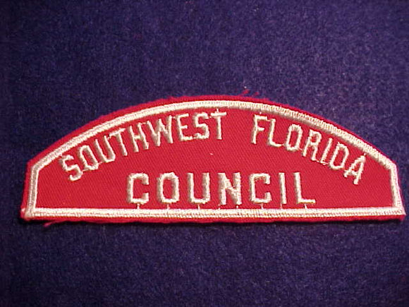 RWS, SOUTHWEST FLORIDA/COUNCIL