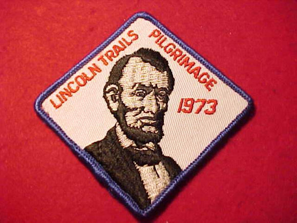 LINCOLN TRAILS PILGRIMAGE, 1973