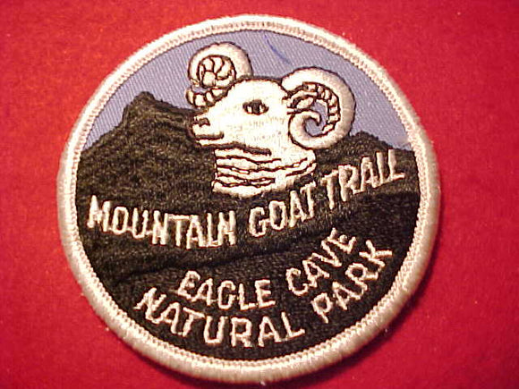 MOUNTAIN GOAT TRAIL, EAGLE CAVE NATURAL PARK
