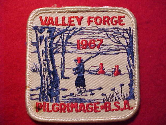 VALLEY FORGE PILGRIMAGE, 1967, USED