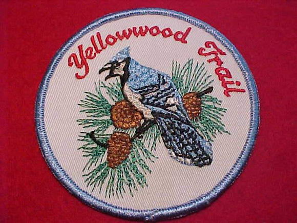 YELLOWWOOD TRAIL PATCH, 4