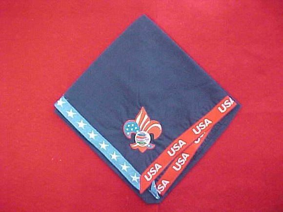 2019 WJ NECKERCHIEF, BSA CONTINGENT