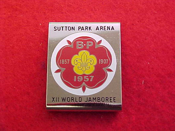 1967 WJ BELT LOOP, SUTTON PARK AREA SUBCAMP, 1957 WJ
