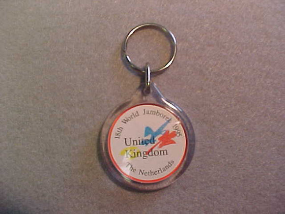 1995 WJ KEYCHAIN, UNITED KINGDOM