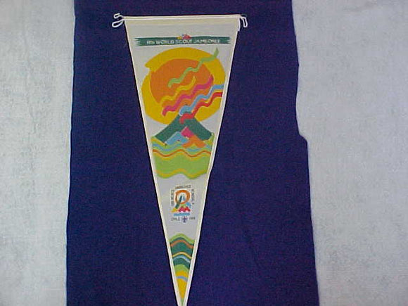 1999 WJ PENNANT, VERTICAL DESIGN