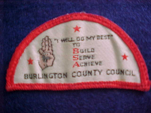 BURLINGTON COUNTY C.