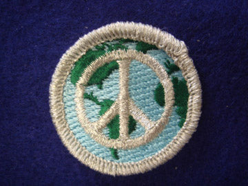 World Peace spoof merit badge