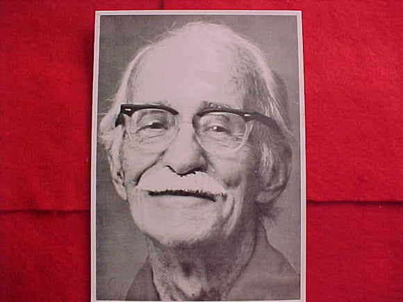 PHOTO OF E. URNER GOODMAN, 5 X 7