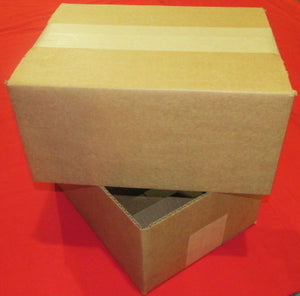 Small Cardboard Box, Qty. 10