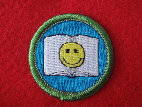 Facebook Spoof Merit badge